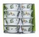Набор посуды из 8 предметов  для каши и супа (в подарочной упаковке)