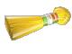 Шнур для подвязки растений Хозяюшка Мила D-3 мм 70 шт.  в термоусадочной пленке
