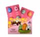 Набор крем-масок для лица Milatte Fashiony Egg Peel-Off Cream Pack, 8 штук