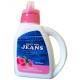 Средство для смягчения джинсовой ткани  с цветочным ароматом Abeko for Jeans, 1 л