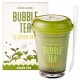 Ночная маска с пузырьками с экстрактом зеленого чая Etude House Bubble Tea Sleeping Pack Green Tea 100 г
