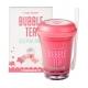 Ночная маска с пузырьками с экстрактом клубники Etude House Bubble Tea Sleeping Pack Strawberry 100 г