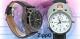 Наручные часы - зажигалка Zippo черные