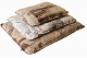 Матрац для животных Zooexpress Пухлый, со съемным чехлом, мебельная ткань