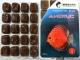 Замороженный корм для рыб Экокорм Дискус,100 г