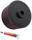 Фильтр воздушный многоразовый K&N E-2444 для Toyota Land Cruiser 100, Prado 95, Hilux Surf 130/185