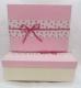 Коробка подарочная  прямоугольная, 28*20*9.5 см