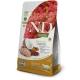 Сухой корм для взрослых собак для здоровья кожи и шерсти Farmina N&D Quinoa