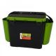 Ящик зимний FishBox односекционный (10л) зеленый Helios