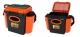 Ящик зимний FishBox односекционный (19л) оранжевый Helios