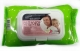 Влажные салфетки  Корея, 72 шт., зеленая упаковка