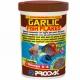 Корм для рыб Prodac Garlic Fish Flakes хлопья, 100 мл/20гр