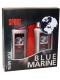 Подарочный набор для мужчин Blue marine sport Шампунь 250мл + Гель д/душа 250мл