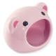 Домик для мелких животных Triol керамический Свинка 75*65*65 мм