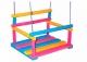 Качели детские деревянные цветные Классик-О ИД-9699