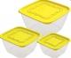 Набор контейнеров для продуктов Пикник №1 (СВЧ) 0,5л.1,0л.2,0л
