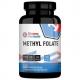 Биологически активная добавка Fitness Formula Метил Фолат (5-метилтетрагидрофолат – 400 мкг) 100 капсул