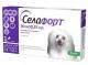 Селафорт 30 мг для собак 2,6-5,0 кг, пипетка 0,25 мл